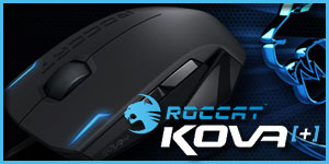Review : Roccat Kova[+] Gaming Mouse